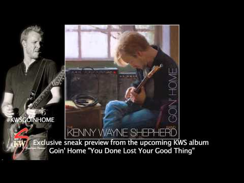 """KWS Band  Goin' Home Preview - """"You Done Lost Your Good Thing"""" Thumbnail image"""