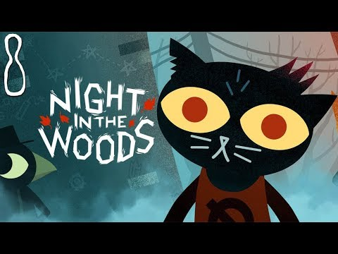 INVESTIGACIÓN - Night in the Woods - EP 8