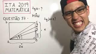 ITA 2019 (Matemática) - Questão 37