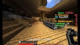 Minecraft : Survival Games | Bölüm 2 | hacker ve vip olabilirim