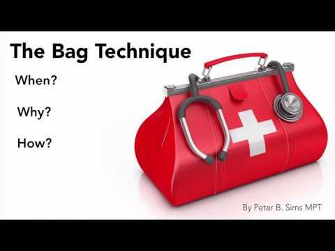Home Health Bag Technique  - Best Practice Presentation