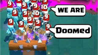 Funny Moments, Glitches, Fails, Wins and Trolls Compilation #35 | CLASh ROYALE Montage