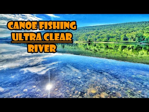 Fishing The Delaware River On The Delaware Water Gap