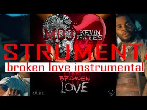 Mo3 & Kevin gates – Broken Love Instrumental