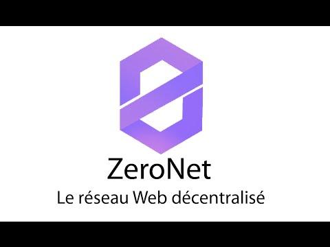 ZeroNet - Le réseau Web décentralisé