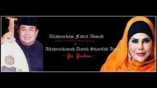 Allahyarham Fadzil Ahmad & Dato Sharifah Aini (Malay Traditional arabian ghazal)