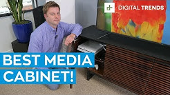 How to buy a media cabinet/entertainment console | Explained