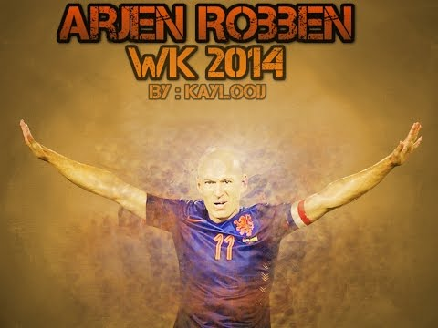 Arjen Robben ● One and Only ● World Cup 2014 ||HD||