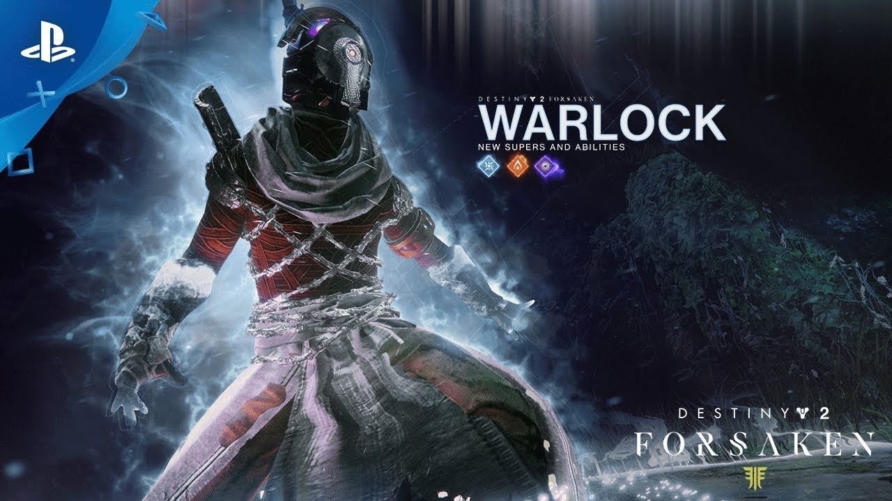 Destiny 2: Forsaken - New Warlock Supers and Abilities