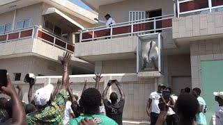 Bénin : La résidence de Thomas Boni Yayi encerclée par la police