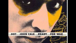 Watch John Cale Mercenaries ready For War video