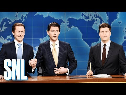 Weekend Update: Eric and Donald Trump Jr. on Trump Tower Meeting – SNL
