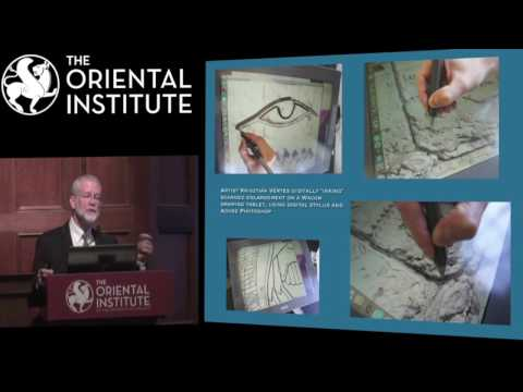 W Raymond Johnson | The Epigraphic Survey at 93: Changing the Face of Archaeology