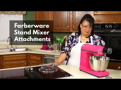 Farberware Stand Mixer Attachments Viking Hand What S Up Wednesday Amy Learns To Cook