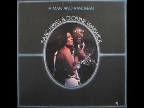 ISAAC HAYES & DIONNE WARWICK   CAN'T HIDE LOVE