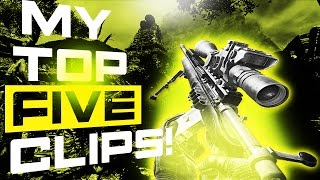 My Top Five Ghost Clips!