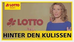 Die LOTTO-Sendung hinter den Kulissen - mit Franziska Reichenbacher