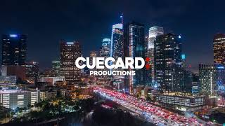 Cuecard Productions Showreel