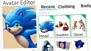 ROBLOX - MAKING A ROBLOX ACCOUNT FOR SCUFFED SONIC!!