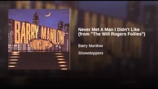 Never Met A Man I Didn