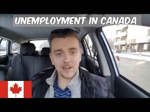 Unemployment in Canada | UBER Driver