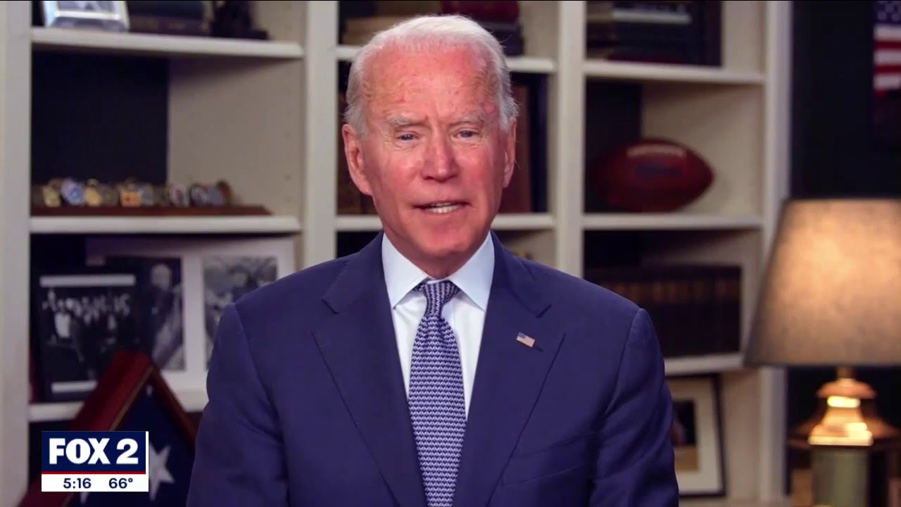 Biden Admits That The Trump Administration Listened To The Scientists From The Beginning