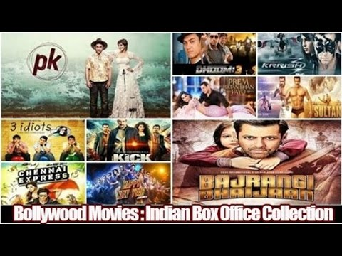 Top 10 best bollywood movies based on domestic box office - Highest box office collection bollywood ...
