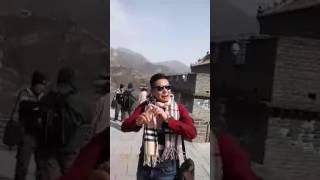 Tembok Cina tak panjang lagi