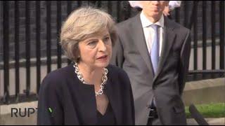 PTV news 2 agosto 2016 - Nucleare: Theresa fa infuriare francesi e cinesi