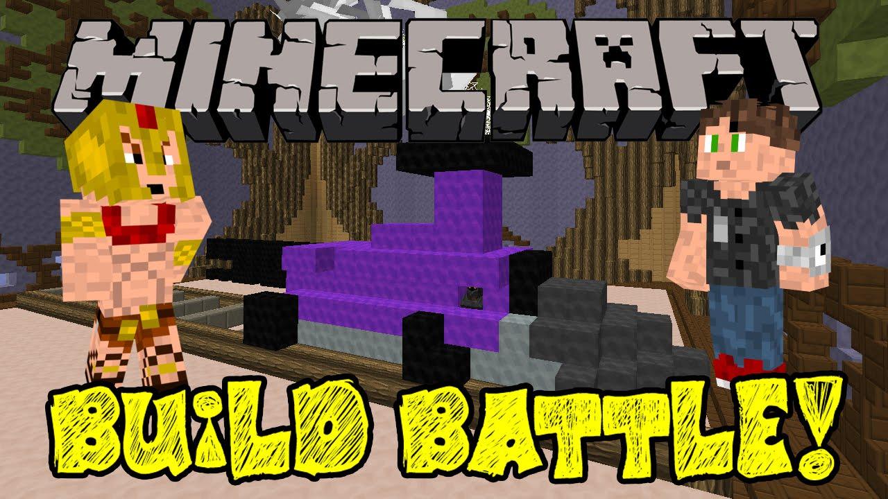 Hypixel | Build Battle | Hype Train!!! - YouTube