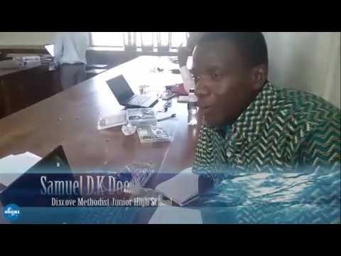Interview of Samuel Doe an SLTP participant