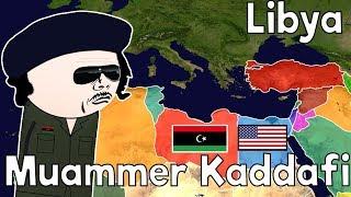 Kaddafi ve Libya Tarihi - Hızlı Anlatım