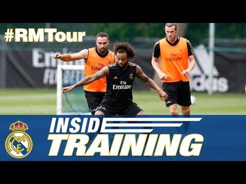 C Ronaldo Training Juventus