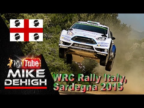WRC Rally Italy Sardegna 2015 Best Of HD PureSound With CRASHCAM