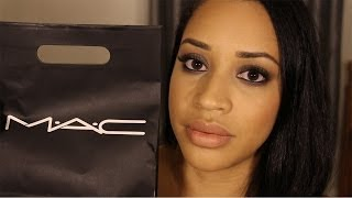 MAC Divine Night Collection Haul Thumbnail