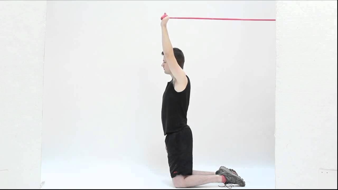 Latissimus Dorsi Muscle Exercises