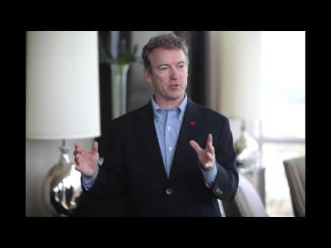 Rand Paul on Paris Attacks, NSA Spying, and ISIS (Audio)