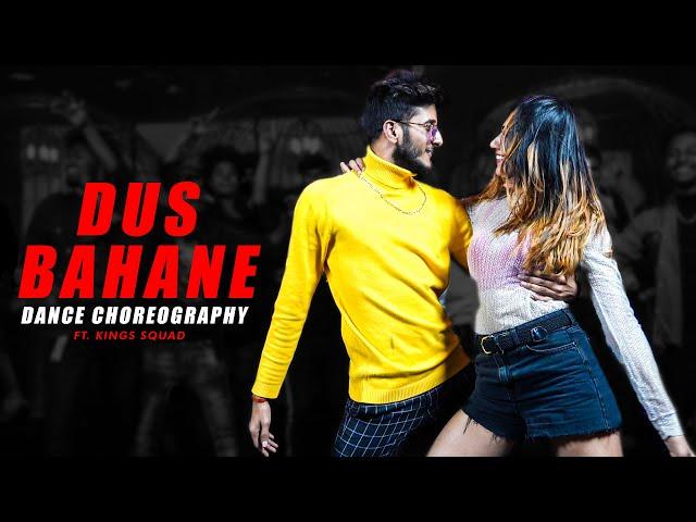 Baaghi 3 | Dus Bahane 2.0 | Dance Choreography | Kings Squad | The Kings