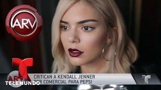 Críticas a Kendall Jenner por comercial de Pepsi | Al Rojo Vivo | Telemundo