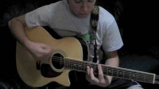 Downfall of us All Cover [Acoustic] - A Day to Remember