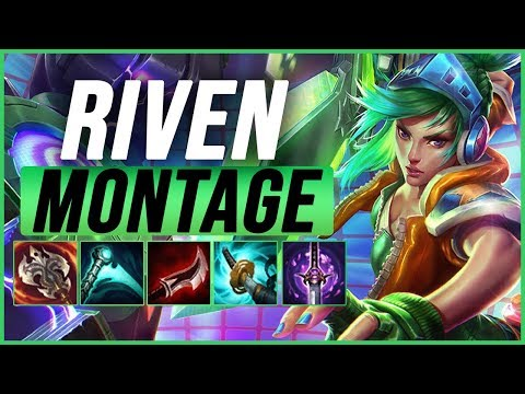 Riven Montage 4 - Best Riven Plays 2019 - League of Legends thumbnail