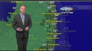 Friday night News Channel 5 weather forecast