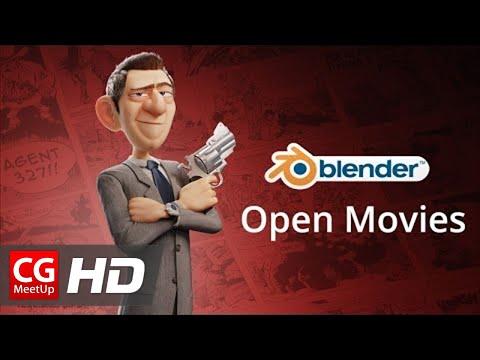 CGI Animated Short Films - Blender Open Movies
