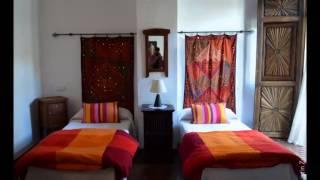 Habitacion Las tonas en el hotel rural La seguiriya