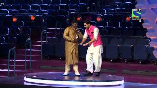 Vaishnav Girish - Indian Idol junior 2015 ( Theatre Round - Parda Hai Parda )