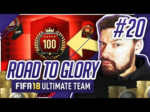 TOP 100 SQUAD BATTLES! - #FIFA18 Road to Glory! #20 Ultimate Team