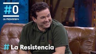 LA RESISTENCIA - Entrevista a Marcos Morán   #LaResistencia 07.02.2019