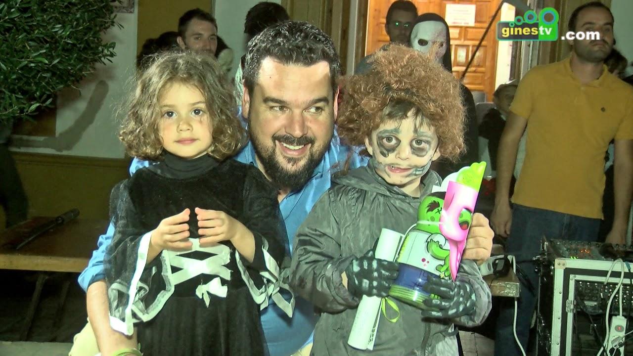 Personas de todas las edades hicieron realidad el Halloween más solidario