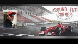 The Around The Corner F1 Podcast #4 (RapidScorpion, OTGxGaming, AfNinoGaming, Aarava)
