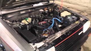 Nissan Cherry turbo